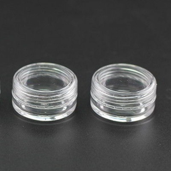 Recipient din plastic, 10 ml
