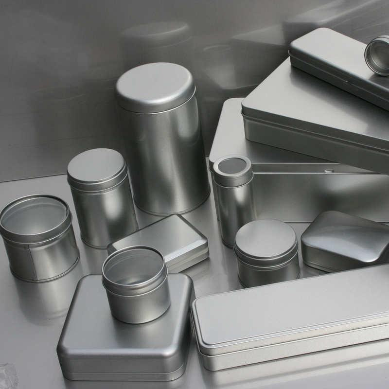 Recipiente metalice
