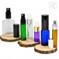 Recipiente spray, parfum