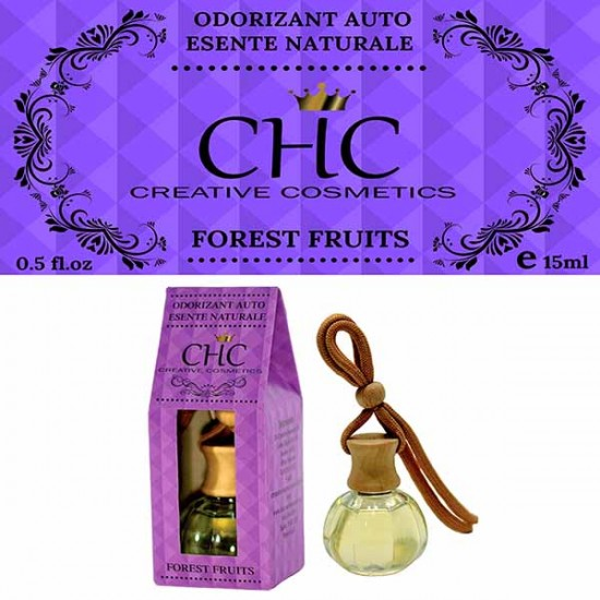 Odorizant auto, Forest Fruits, 15 ml