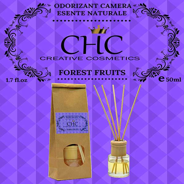 Odorizant de camera, Forest Fruits, 50 ml