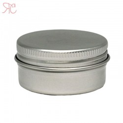 Aluminum Box, 15 ml