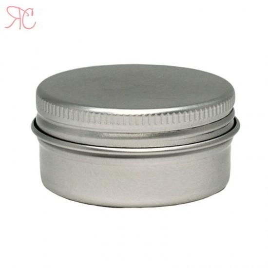 Cutie din aluminiu Maria, 15 ml