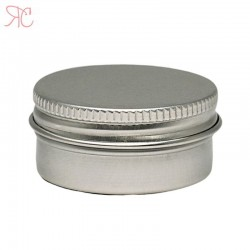 Aluminum Box, 20 ml