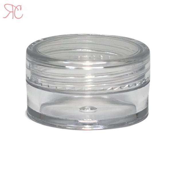 Plastic container, 5 ml