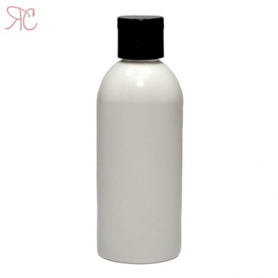Flacon alb opac, capac flip-top, 125 ml