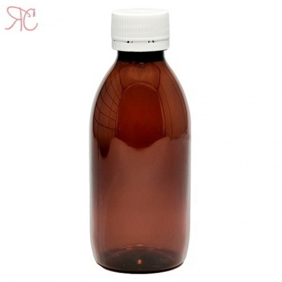 Flacon ambra, 200 ml