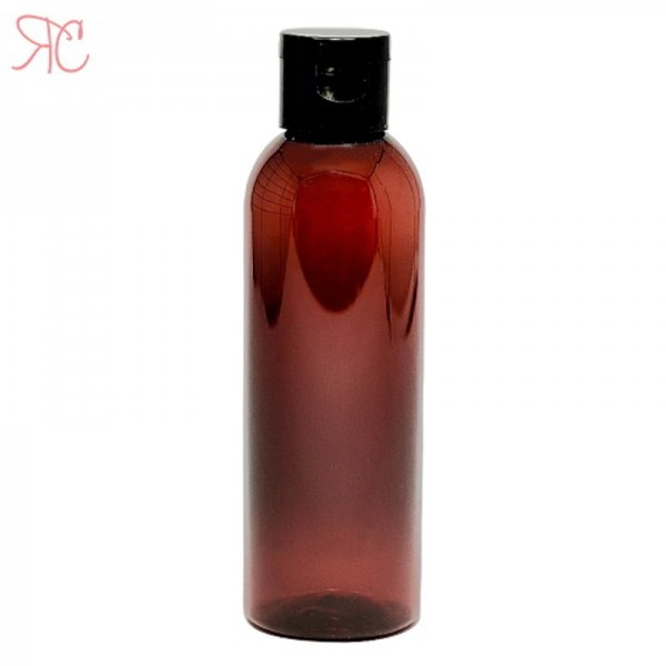 Flacon ambra, capac flip-top, 100 ml