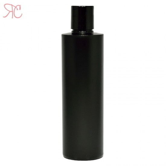 Flacon negru, capac disc-top, 250 ml