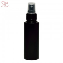 Flacon negru spray, 100 ml