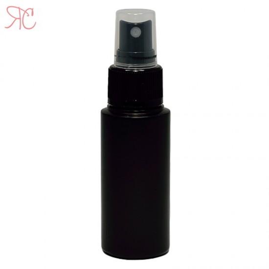 Flacon negru spray, 50 ml