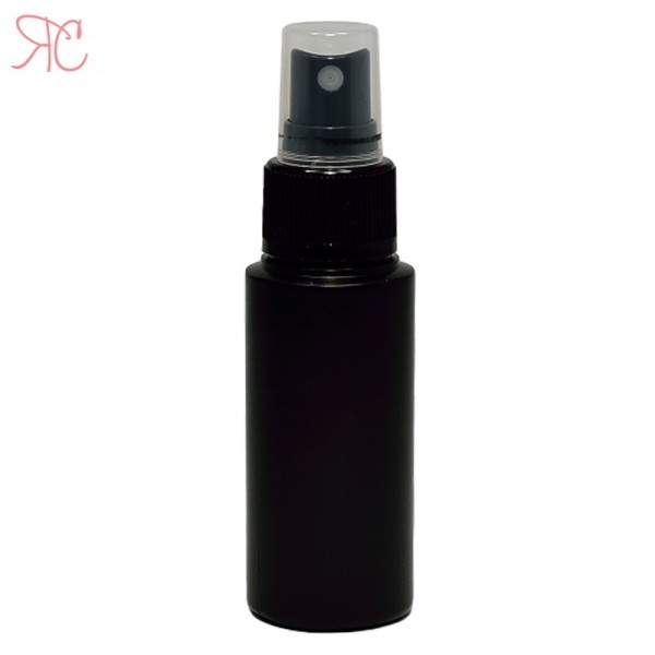 Flacon negru spray, 50 ml