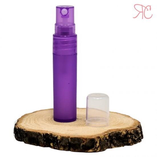 Recipient mov pentru parfum, 5 ml
