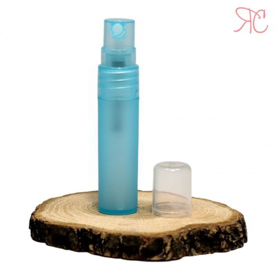 Recipient turcoaz pentru parfum, 5 ml