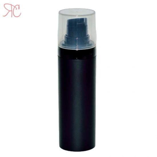 Flacon airless negru, 30 ml
