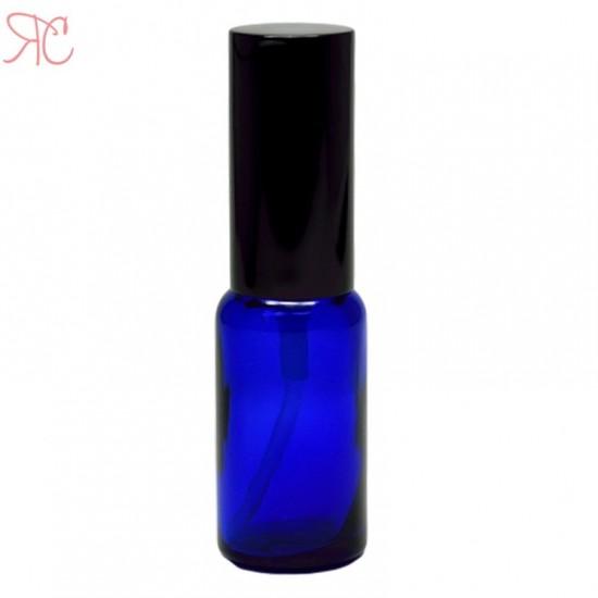 Sticla albastra cu pompa pulverizatoare Black, 20 ml