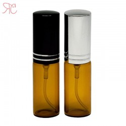 Sticla ambra spray, 5 ml