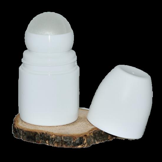 Recipient roll-on alb, 50 ml