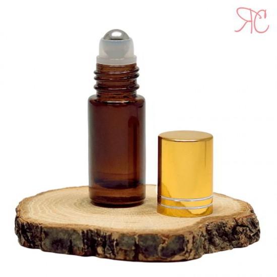 Recipient roll-on ambra, 5 ml