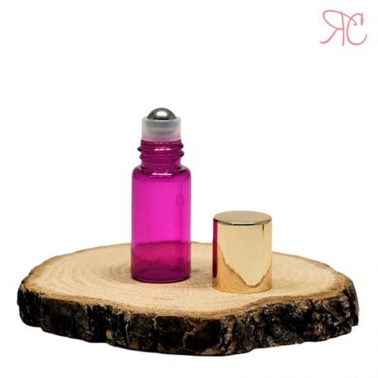 Recipient roll-on roz, 3 ml