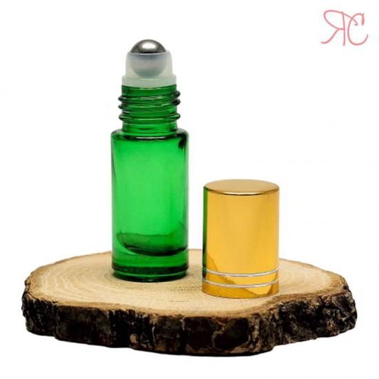 Recipient roll-on verde, 5 ml