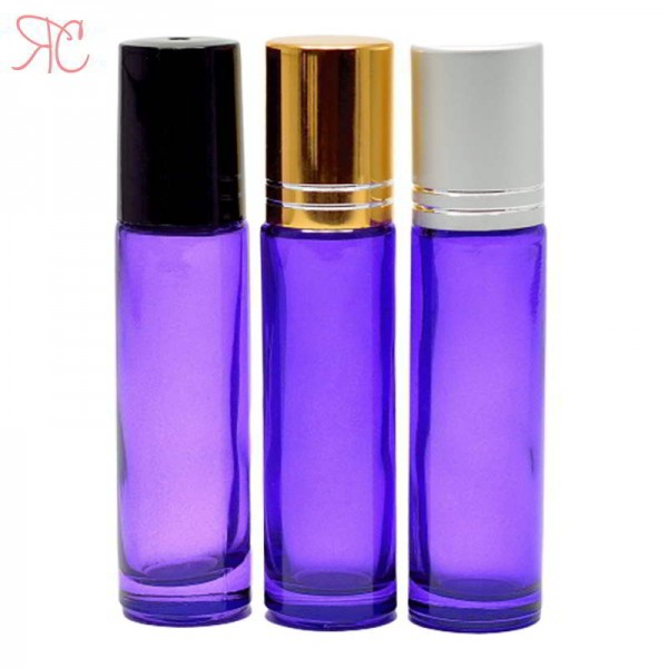 Recipient roll-on violet, 10 ml