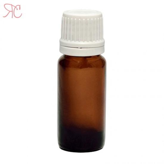 Sticla ambra cu picurator, 10 ml