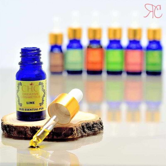 Ulei esential de Lamaie (citron), 10 ml