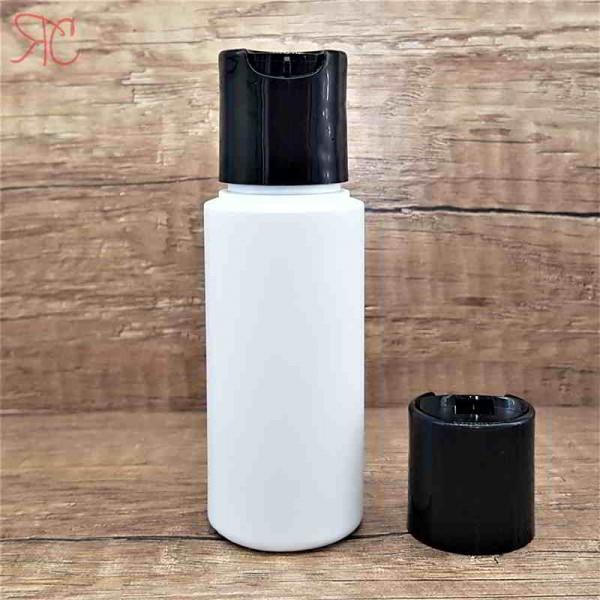 Flacon alb, capac disc-top, 50 ml