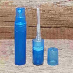 Recipient albastru pentru parfum, 5 ml