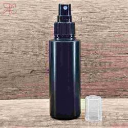Flacon negru spray, 100 ml