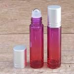 Recipient roll-on rosu-roz, 10 ml