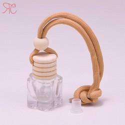 Sticla de parfum pentru masina, 5 ml