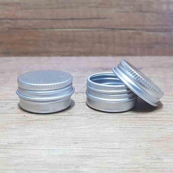 Cutie din aluminiu Maria, 5 ml