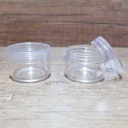 Recipient din plastic, 10 ml