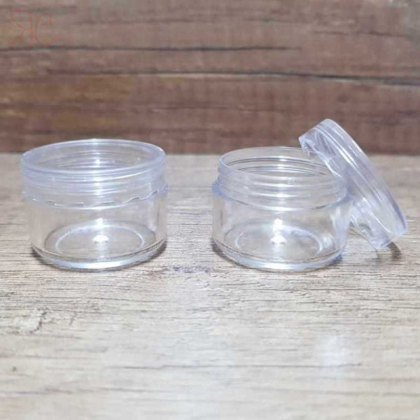 Recipient din plastic, 5 ml