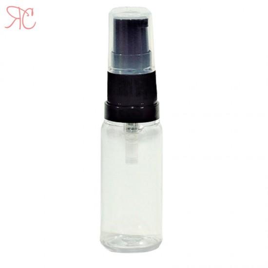 Flacon transparent pentru lotiuni lejere, 20 ml