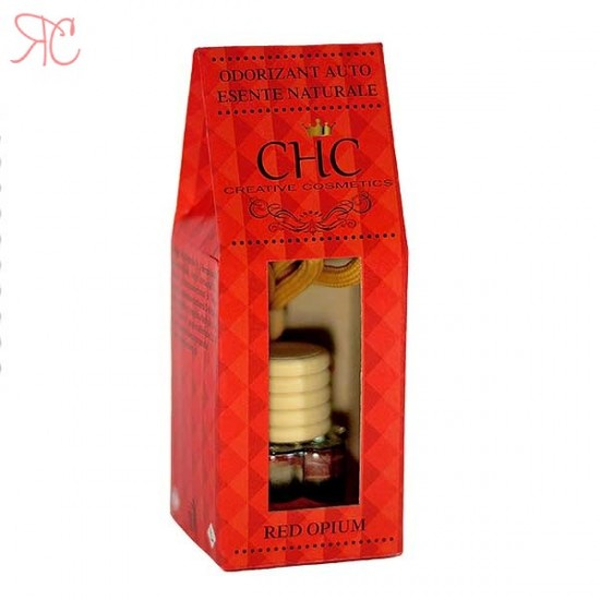 Odorizant auto, Red Opium, 5 ml