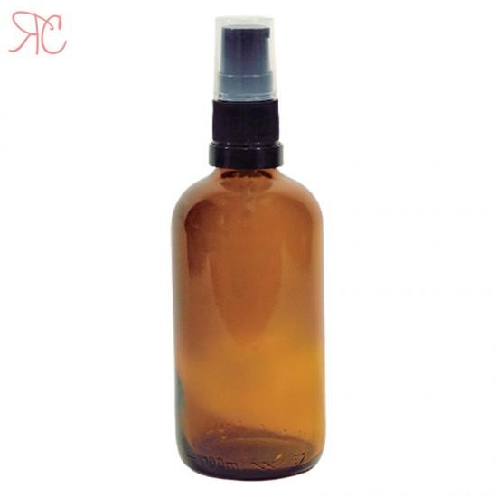 Sticla ambra pentru lotiuni lejere, 100 ml