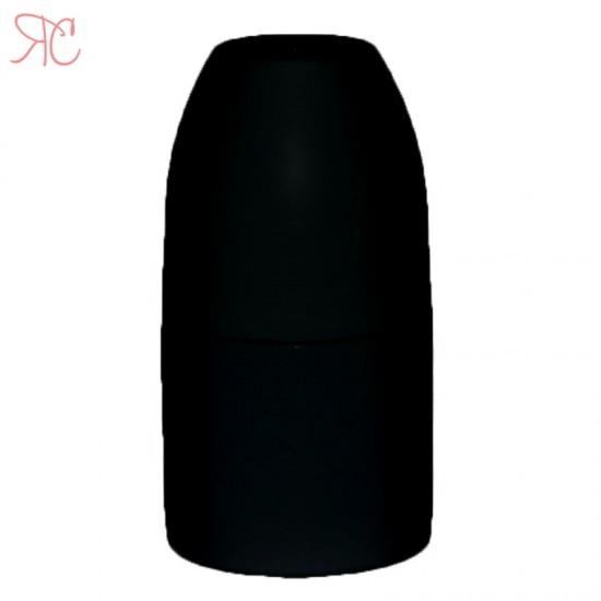 Recipient roll-on negru, 50 ml