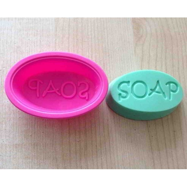"Formă de turnare ""Oval Soap"""